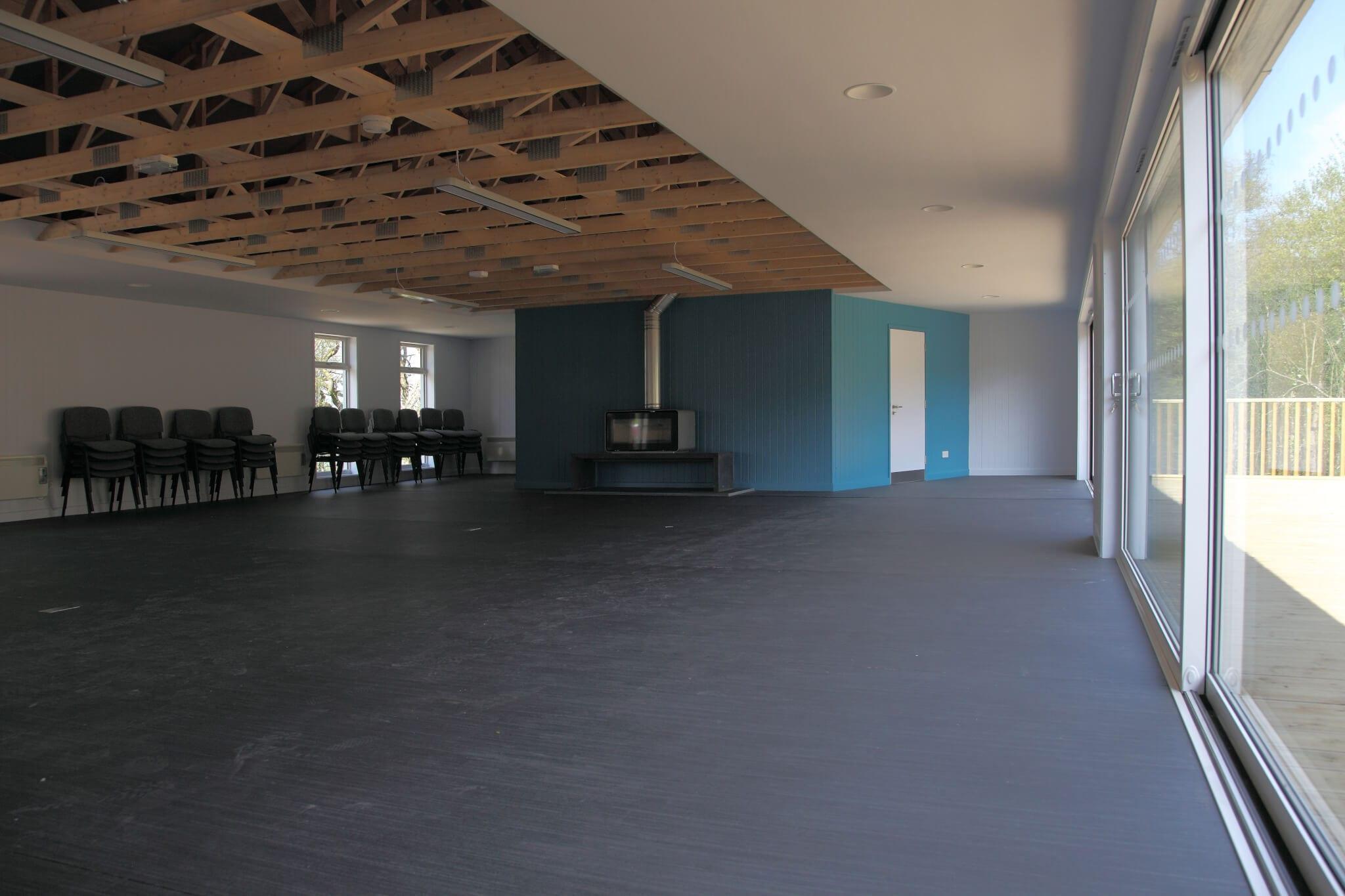 Ferne Animal Sanctuary Visitor Centre Interior