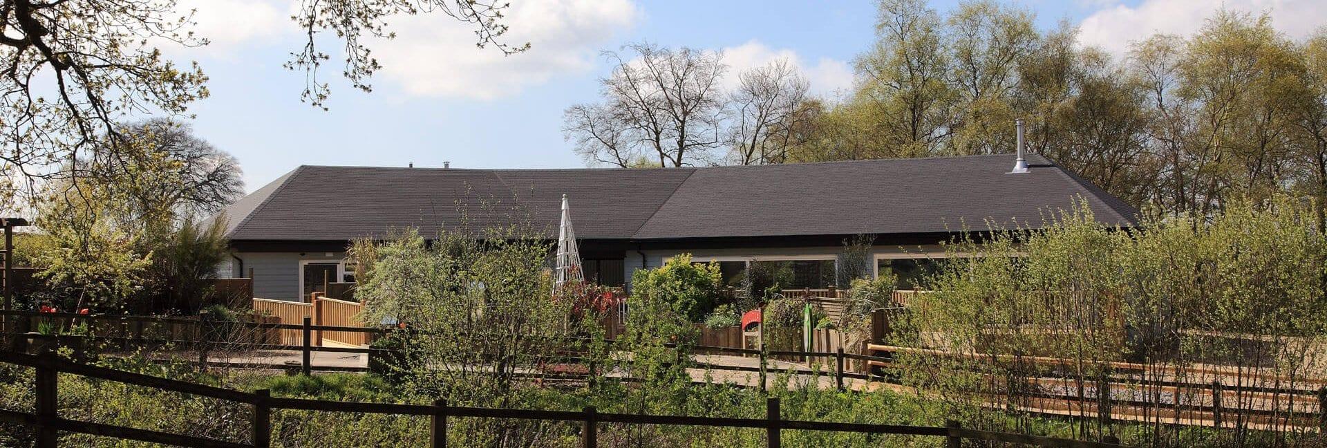 Ferne Animal Sanctuary Visitor Centre