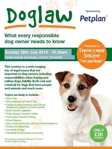 Doglaw Seminar