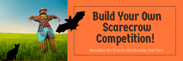 Build Your Own Scarecrow Competition!