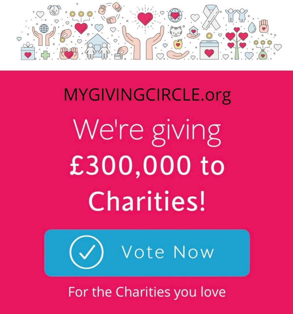 Vote for Ferne – My Giving Circle